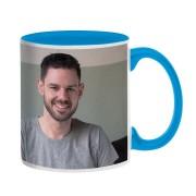 YourSurprise Mug personnalisé - Bleu