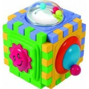 Cub puzzle pentru bebelusi