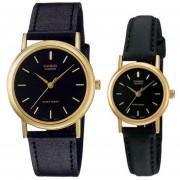 Pareja De Relojes Casio Modelos: MTP-1095Q-1A & LTP-1095Q-1A