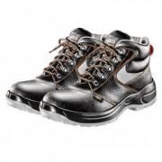 NEO TOOLS Chaussures de sécurité montantes S1P en cuir NEO TOOLS - Taille - 43