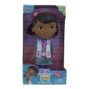 Disney Junior Doc Mc Stuffins My Friend Doc Doll Pet Vet Doctor Figure With Lab Coat