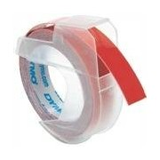 Dymo 014502 cinta de rotular roja 12mm (3M)