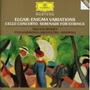 E. Elgar - Enigma Var./ Co. Cello (0028944551129) (1 CD)