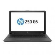 """Лаптоп HP 250 G6 (4LT68ES), двуядрен Gemini Lake Intel Celeron N4000 1.1/2.6 GHz, 15.6""""(39.62 cm) Full HD Anti-Glare Display(HDMI), 4GB DDR4, 1TB HDD, Free DOS, 1.86 kg"""
