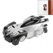 Superior Cool Infrared Control Toy Car Remote Control RC Wall Climber Car Climbing Stunt Car(Black)