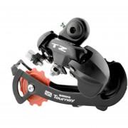 Shimano Tourney RD-TZ50 bicicleta trasero Derailleur 7/6 Velocidades con pernode suspensión