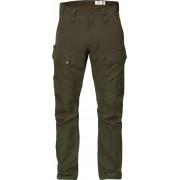 FjallRaven Lappland Hybrid Trousers - Dark Olive - Reisehosen 60