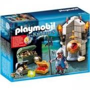 Комплект Плеймобил 6160 - Пазачи на съкровището на краля - Playmobil, 291106