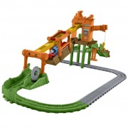 Thomas & Friends Adventures Misty Island Zip Tågset FBC60