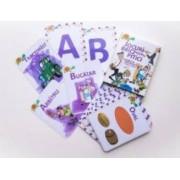 Jocuri brici pentru pitici - Alfabetul meseriilor si formele geometrice
