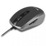NGS MOUSE TICK SILVER OTTICO 800/1600 DPI 6 TASTI USB 8435430609394