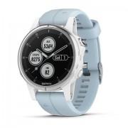 "Garmin fēnix 5S Plus smartwatch Bianco 3,05 cm (1.2"") GPS (satellitare)"