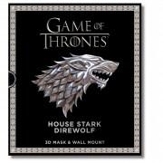 Boxergames Game of Thrones Huis Stark 3D-Direwolf-masker