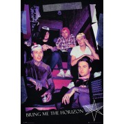 Poster Bring Me The Horizon - RED - LP2125