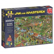 Jan Van Haasteren I trädgården 1000 Bitar