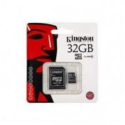 Cartão TransFlash Micro SDHC da Kingston SDC4/32GB - 32GB