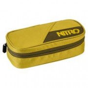 nitro Etuibox Pencil Case Golden Mud