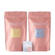 TummyTox Dúo de tes Daily Kick & Sleep Tight Tea. 40 bolsitas de té para 20 días de uso.