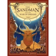 The Sandman and the War of Dreams, Hardcover
