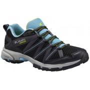Columbia Mountain Masochist III Hardloopschoenen Dames blauw/zwart US 7,5 (EU 38,5) 2017 Trailrunning schoenen