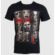 metál póló férfi Slipknot - Mezzotint - ROCK OFF - SKTS06MB