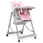 Scaun de masa pentru copii Cangaroo Cookie Roz