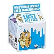 Lost Kitties - Cutie de lapte cu figurina surpriza