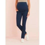 VERTBAUDET Umstands-Jeans, Slim-Fit, Schrittlänge 78 cm dunkelblau
