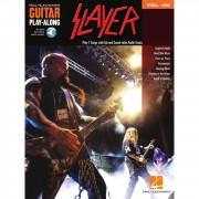 Hal Leonard Guitar Play-Along: Slayer Vol. 156, TAB und CD