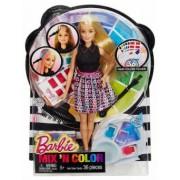 Barbie Mix N Color DHL90