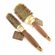 Olivia Garden - Nano Thermic Ceramic + Ion Round Brush - 18 mm