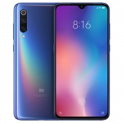 XIAOMI MI 9 OCEAN BLUE 64GB 6GB RAM ITALIA NO BRAND DUAL SIM GLOBAL VERSION