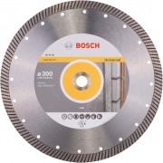 Bosch dijamantska rezna ploča Best for Universal Turbo 300 x 20,00+25,40 x 3 x 15 mm - 2608602677