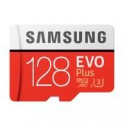SAMSUNG MICRO SD EVO PLUS 128GB UHS-1 GRADO 1 ADATTATORE
