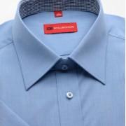 Bărbați cămașă slim fit Willsoor 776