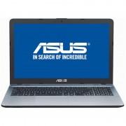 """Notebook Asus X541NA, 15.6"""" HD, Intel Celeron N3350, RAM 4GB, HDD 500GB, Endless OS, Argintiu"""