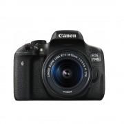 Canon EOS 750D + EF-S 18-55 IS STM + DSLR ENTRY Accessory Kit (SD8GB/BAG/LC) [AC0592C005AA_AC0033X090] + подарък (на изплащане)