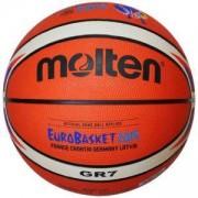 Баскетболна топка BGR7-E5F - MOLTEN, 4905741835064