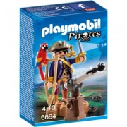 Capitanul Pirat Playmobil