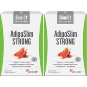 AdipoSlim STRONG kapsułki odchudzające dla płaskiego brzucha, 2-miesięczny program