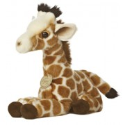 """Aurora World Miyoni Tots Giraffe Calf 10"""" Plush"""