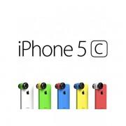 olloclip 3 in 1 voor iPhone 5c | Blauw
