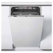 Съдомиялна за вграждане, Whirlpool WSIO3T223PCEX, Енергиен клас: А++, капацитет 10 комплекта