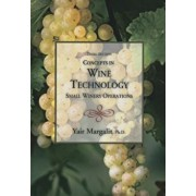 Concepts in Wine Technology, Paperback/Yair Margalit