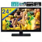 TV LED 24 PANASONIC HDMI USB HDTV