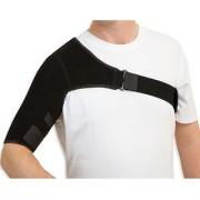 Kudize Shoulder Support Adjustable Neoprene Stretch Strap Wrap Belt Band Pads Gym Guard Brace Support ( LEFT)