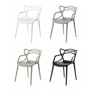Mesa Escritorio minimalista Burano 125x70, Cristal