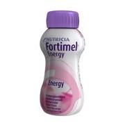 Fortimel energy suplemento nutricional hipercalórico morango 4 x 200ml - Nutricia