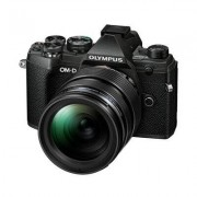 Olympus Aparat OLYMPUS E-M5 Mark III + 12-40mm Pro Czarny