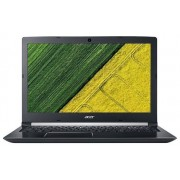 Laptop Acer Aspire 5 A515-51G (Procesor Intel® Core™ i7-8550U (8MB Cache, up to 4.00 GHz), Kaby Lake R, 15.6 FHD, 4GB, 1TB HDD @5400RPM, nVidia GeForce MX130 @2GB, Wireless AC, Linux, Negru)